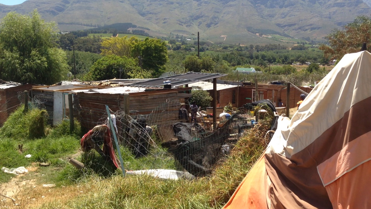 Demolition of Kreefgat in 2016
