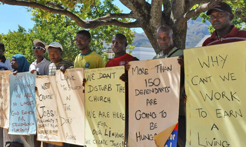 Economic freedom requires people's power to challenge trading laws